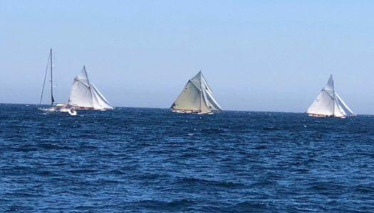 Puro espectáculo en el mar: I Marina Sotogrande Classic Week