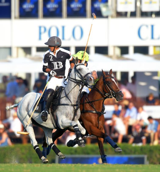 Bardon vs Dos Lunas. Polo en Sotogrande