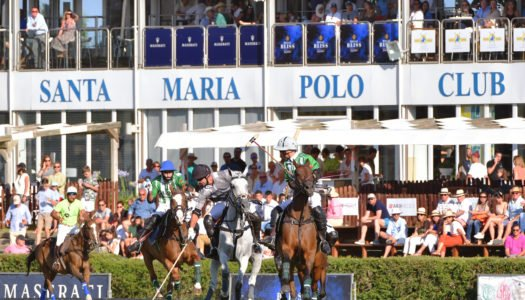 El Consistorio apoya a Santa María Polo para celebrar el Torneo Internacional de Verano
