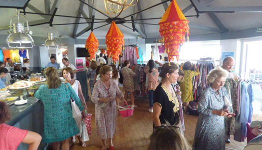 El XI Bazar de la India, todo un éxito en Sotogrande