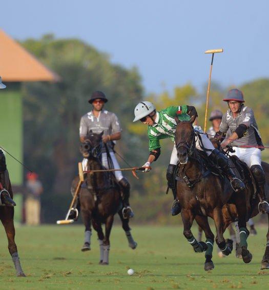 Dubai vs. La Indiana. Polo en Sotogrande