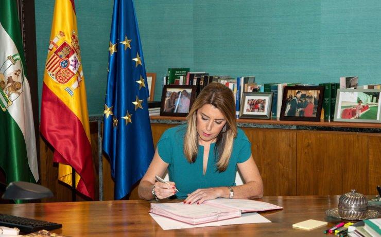 Elecciones Andalucía 2-D