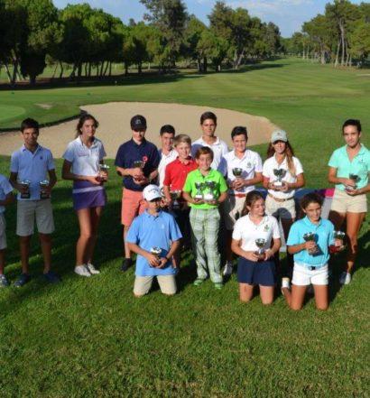Golf en Pineda