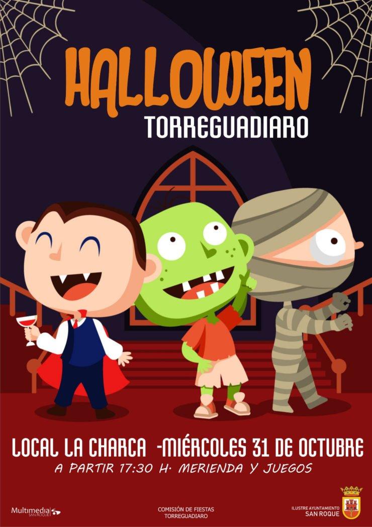 Fiesta Halloween Torreguadiaro