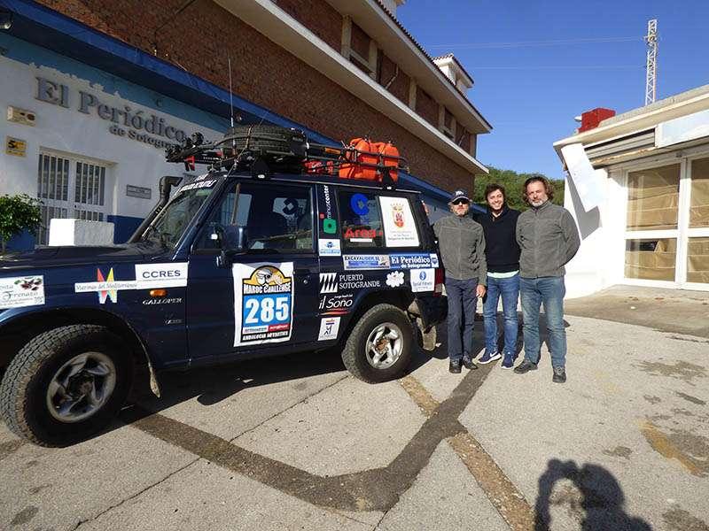 Andalucia Activities y El Periódico de Sotogrande