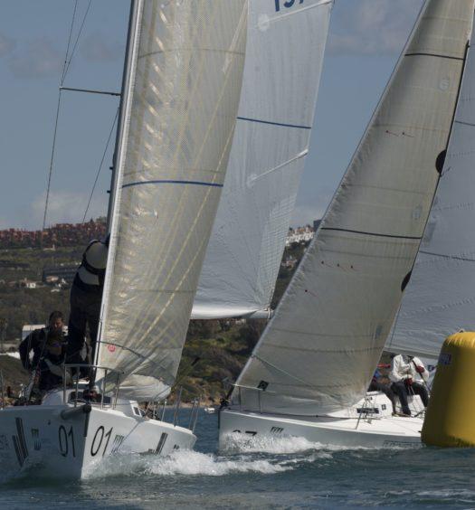 J80 en Sotogrande