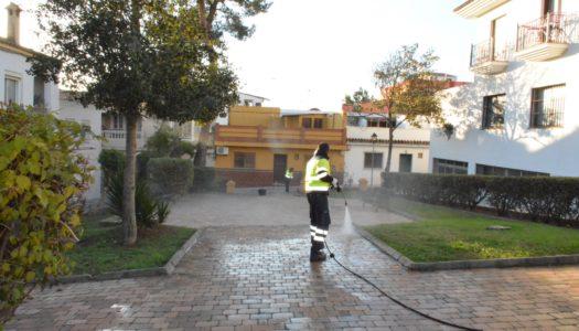 El plan de limpieza sigue activo en Pueblo Nuevo