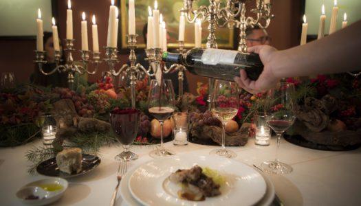Los 10 mandamientos del vino para las celebraciones