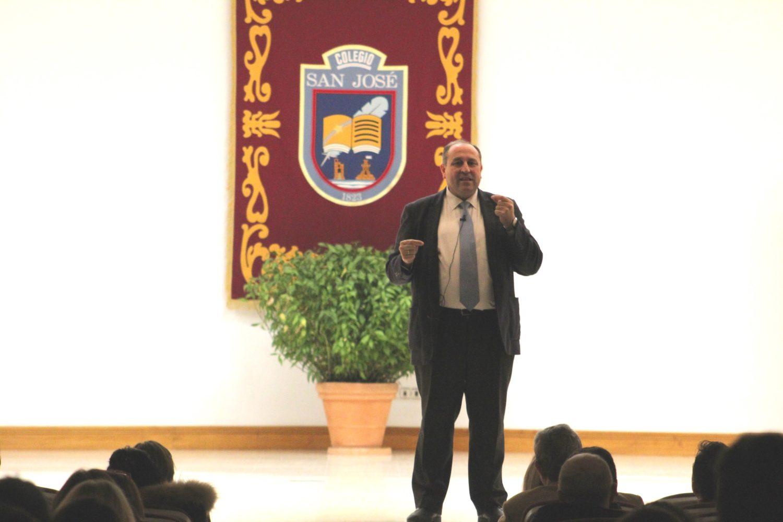 Conferencia Fernando Alberca - Colegio San José