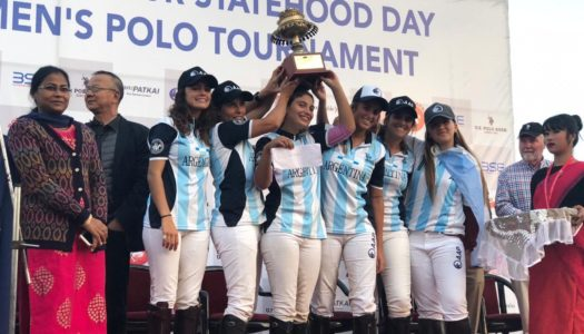 Argentina, campeona del Women International de Polo de India
