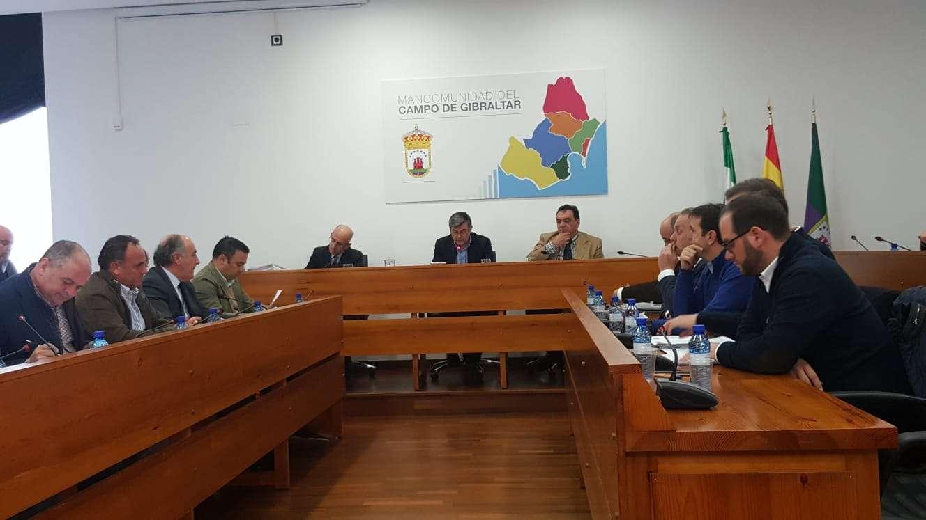 Junta de Comarca