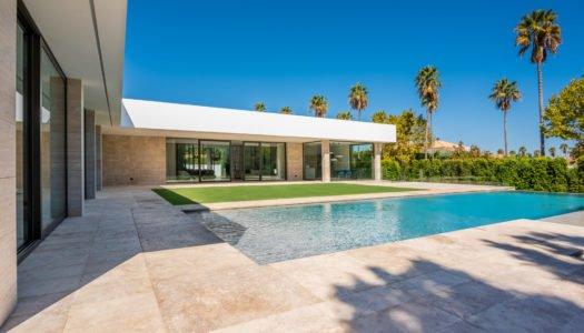 El lujo y la exclusividad de la vivienda en Sotogrande