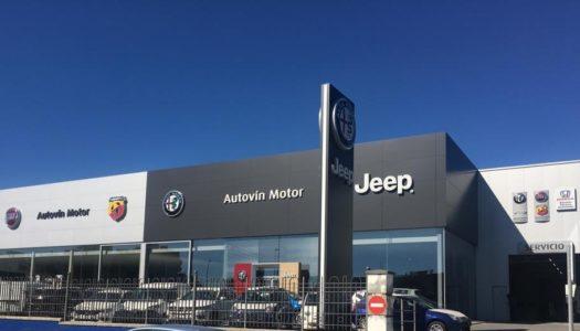 Autovin Motor estrena instalaciones en Jerez
