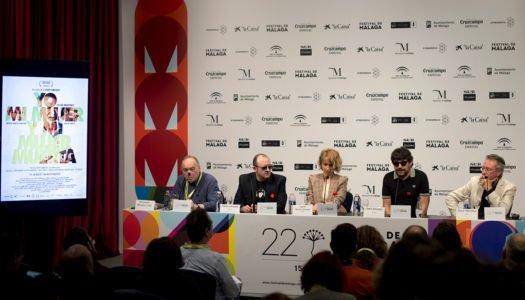 La película grabada en Sotogrande, `Yo, mi mujer y mi mujer muerta´, compite en el Festival de cine de Málaga