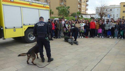 El III Salón del Estudiante congrega a más de 800 alumnos de toda la comarca