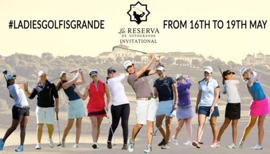 La Reserva de Sotogrande Invitational Golf descubre a sus primeras protagonistas