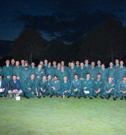 Guardia Civil y Golf