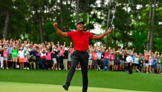 Jon Rahm, séptimo, testigo del retorno del mejor Tiger Woods en The Masters