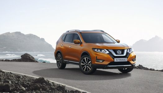 Nissan X-Trail, una aventura familiar en la carretera