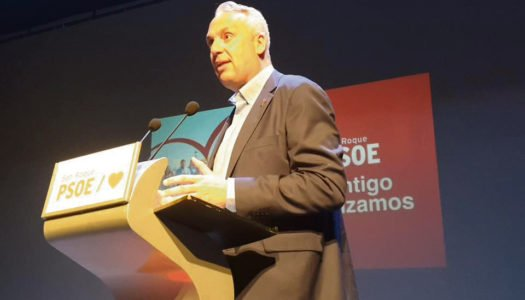 «Compromiso, estabilidad y progreso», PSOE San Roque