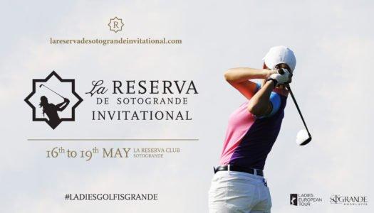 ¡Consigue tus entradas para La Reserva de Sotogrande Invitational Golf!