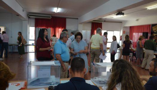 Ruiz Boix reedita la mayoría absoluta en la Alcaldía de San Roque