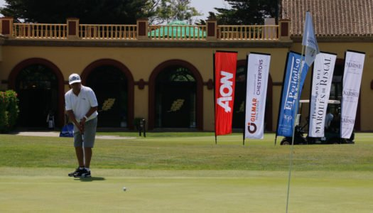Gran jornada de golf en el Old Course de San Roque