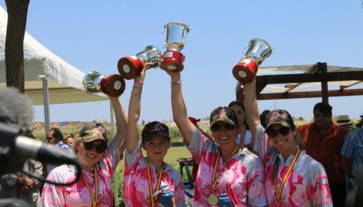 Rhone Hill, campeonas de España de polo