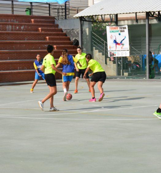 Fútbol Femenino Guadiaro 2019