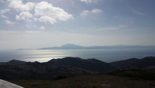 El Estrecho registra un terremoto con una intensidad de 3,2
