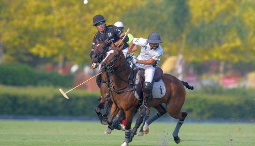 Dos Lunas, La Indiana, Brunei y MB Polo, a 'semis' de la Copa de Oro