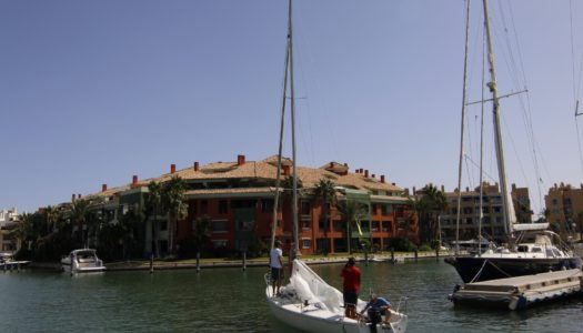 Arrancó la segunda jornada de la regata de Sotogrande