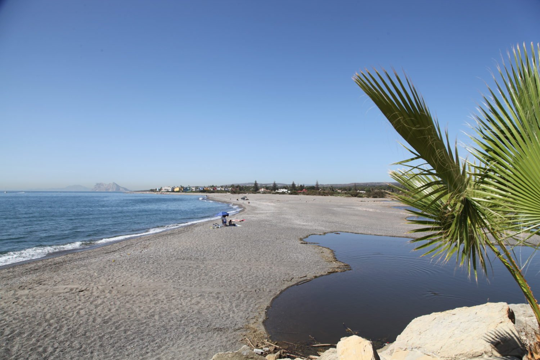 Desembocadura río Guadiaro