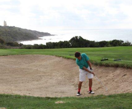 Circuito, en Alcaidesa Golf