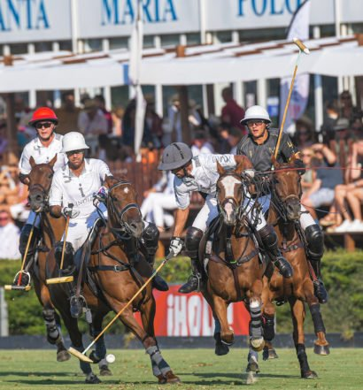 MB Polo vs La Indiana, Polo en Sotogrande.