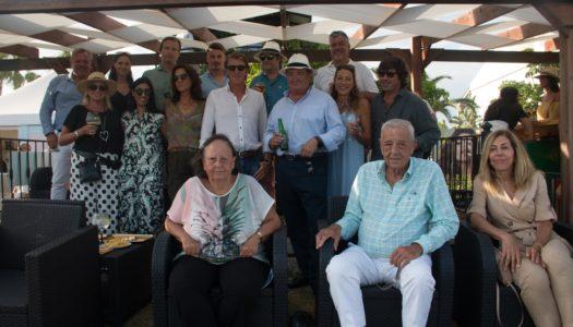 John Medina Real Estate vive las 'semis' de la Copa de Oro con el  'Polo day experience'
