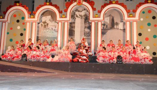 La coronación y la cabalgata, primeros compases de la Feria Real de San Roque 2019