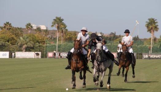 MB Polo presenta su candidatura a la Copa de Oro