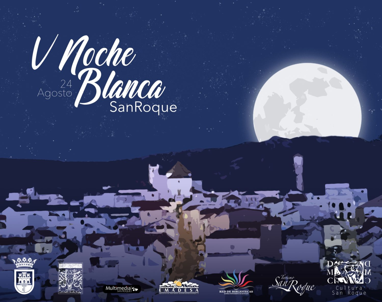 V Noche Blanca en San Roque