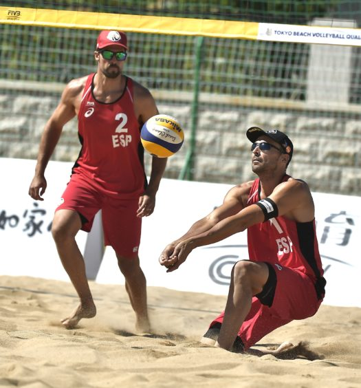 Gavira y Herrera, en el preolímpico de China