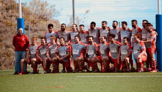 Holmes Rugby del Estrecho Senior, campeón de la II Andaluza Central