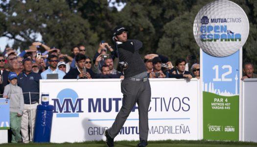 La 'Armada' se lanza a por el Open de España de Golf