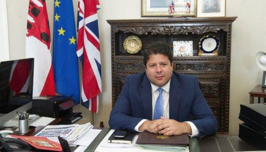 Picardo gana por tercera vez las elecciones en Gibraltar