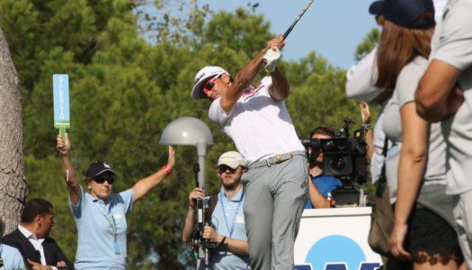 Cabrera-Bello, Arnaus, del Val y Rahm, al asalto del Open de España de Golf