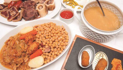 Madrid, un buen cocido y el nuevo XR de Marqués de Riscal