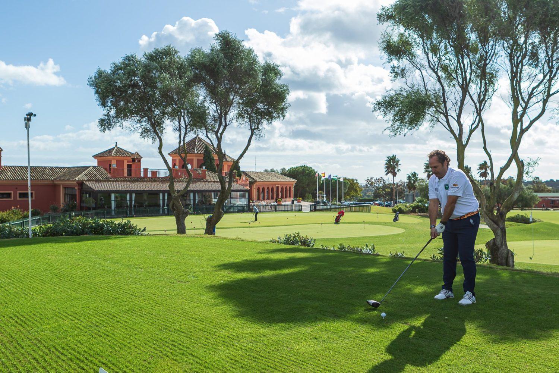Golf en La Cañada