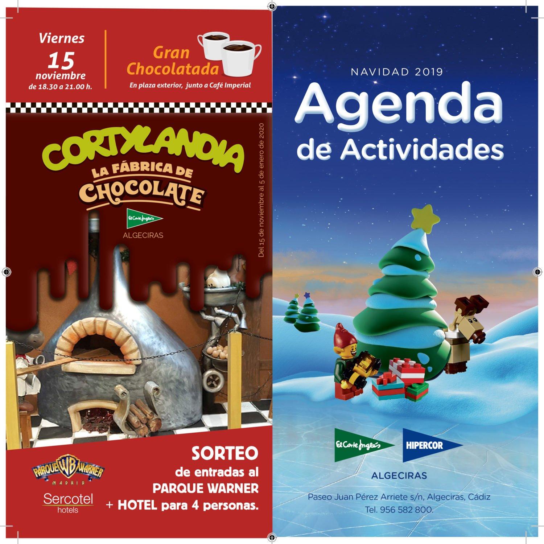 Navidad, El Corte Inglés de Algeciras