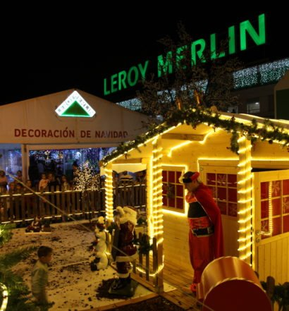 Leroy Merlin, Navidad 2019