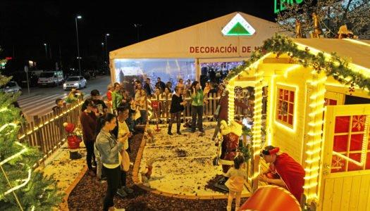 Papá Noel, cuentacuentos y mucho más, esta Navidad en Leroy Merlin