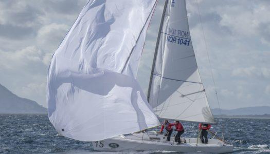 Igualdad y máxima competitividad, en aguas de Sotogrande con los J80